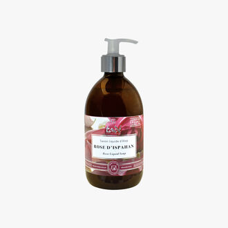 Liquid Aleppo Soap, rose of Isfahan Tadé Pays du Levant