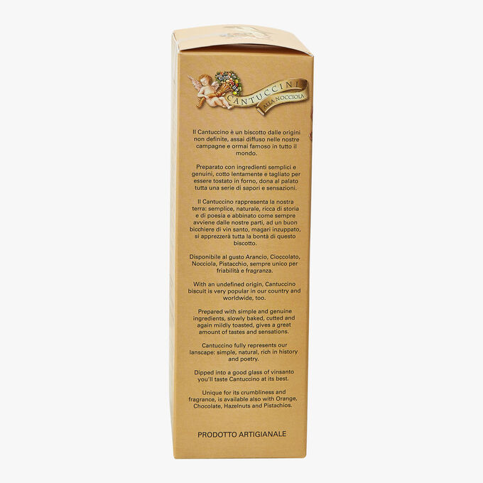 Hazelnut Cantuccini La Fabbrica del Panforte
