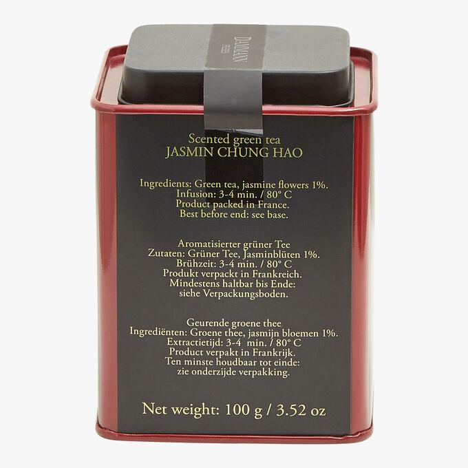 Thé vert parfumé Jasmin Chung Hao N° 13 Dammann Frères