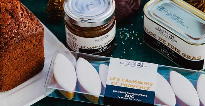 Nos cadeaux d'affaires à La Grande Epicerie de Paris