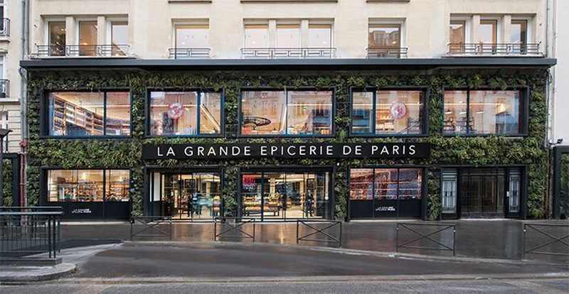 Magasin Grande Epicerie Rive Droite