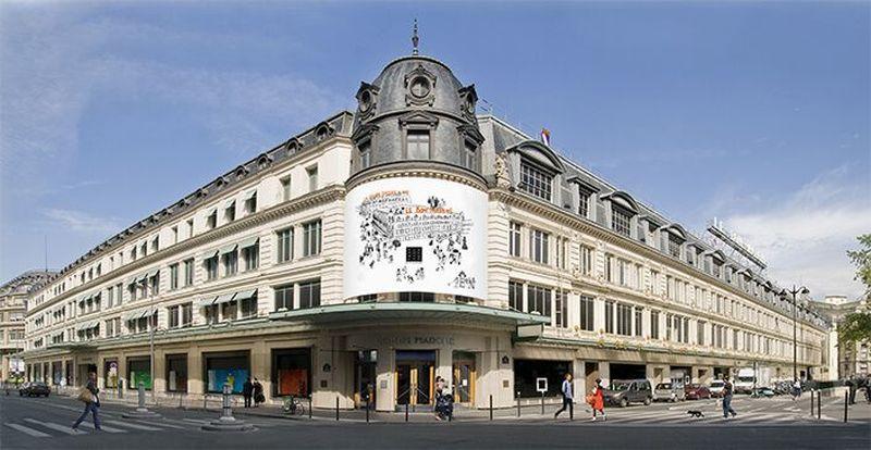 le bon marché - magasin parisien rive gauche