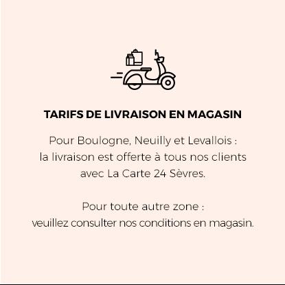service de livraison rive droite la grande epicerie de paris