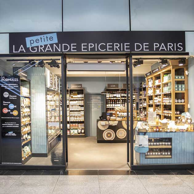 La Petite Grande Epiceriede Paris - St Lazare