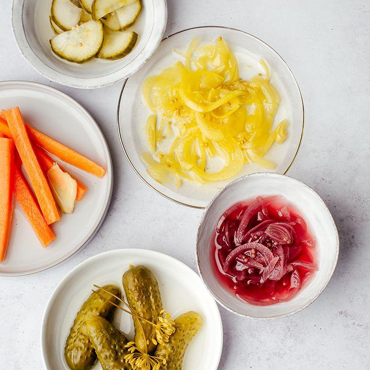 les pickles - les trois chouettes