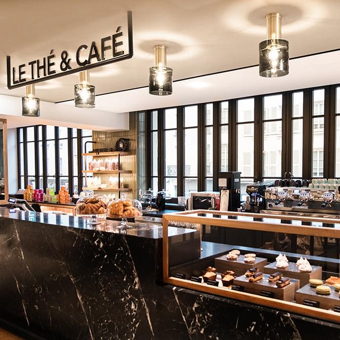 Cafe Rive Droite Paris