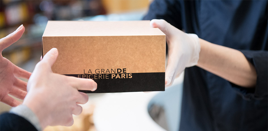 les commandes la grande épicerie de paris
