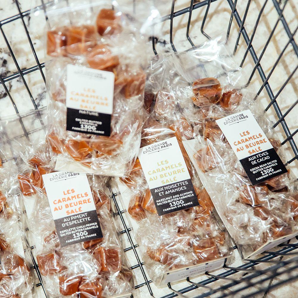 les caramels aux beurres salé la grande Épicerie de paris