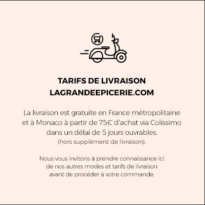 service de livraison internet rive droite la grande epicerie de paris