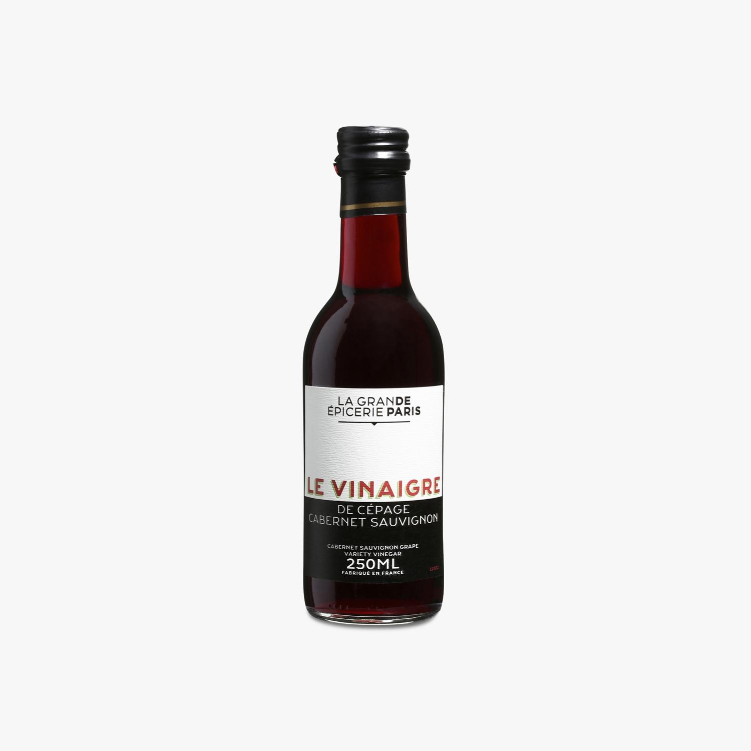 Red wine vinegar (made with Cabernet Sauvignon grapes) with grape must, 6 % acidity, , hi-res