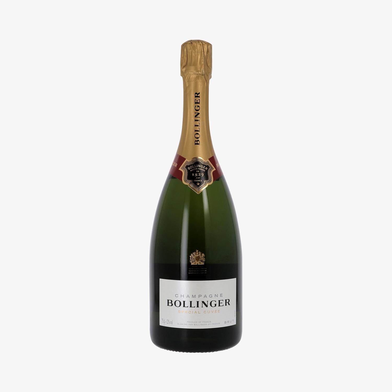 Tidsmæssigt Bollinger Special Cuvée Brut Champagne - Bollinger WH-92