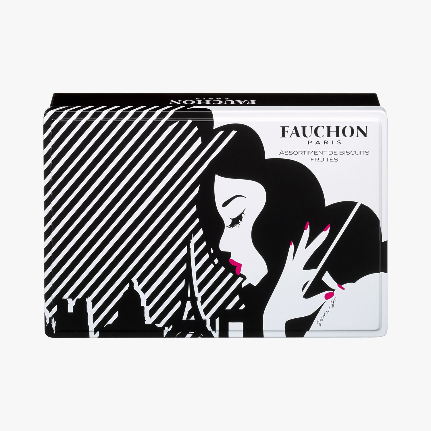 Assortment of 42 Fauchon fine biscuits, , hi-res