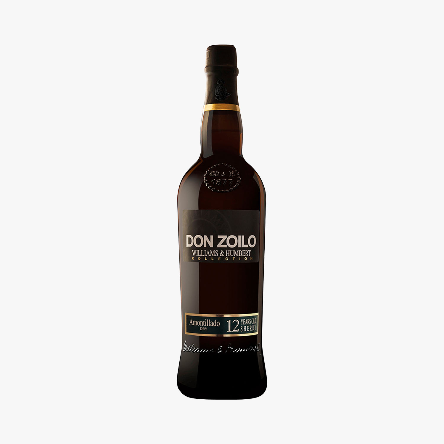 Don Zoilo Amontillado 12 Year Old Sherry, Williams & Humbert, , hi-res