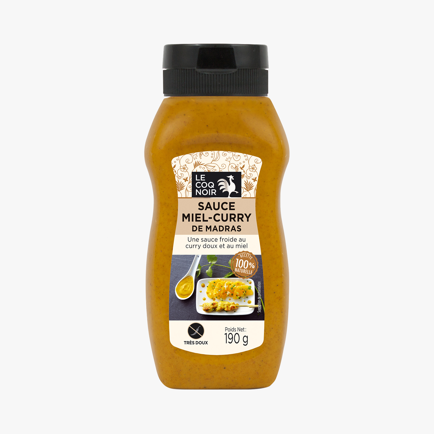 Madras curry sauce with honey, , hi-res