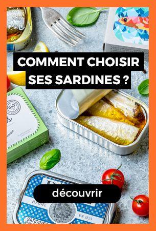 tendances sardines
