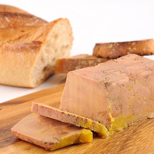 foie gras tranche
