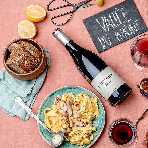 rhone - la rentree des vins