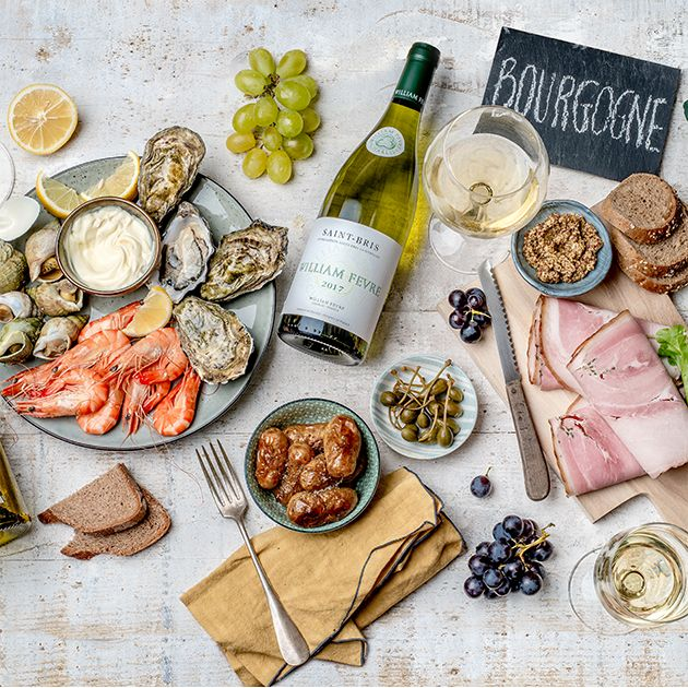 bourgogne - la rentree des vins