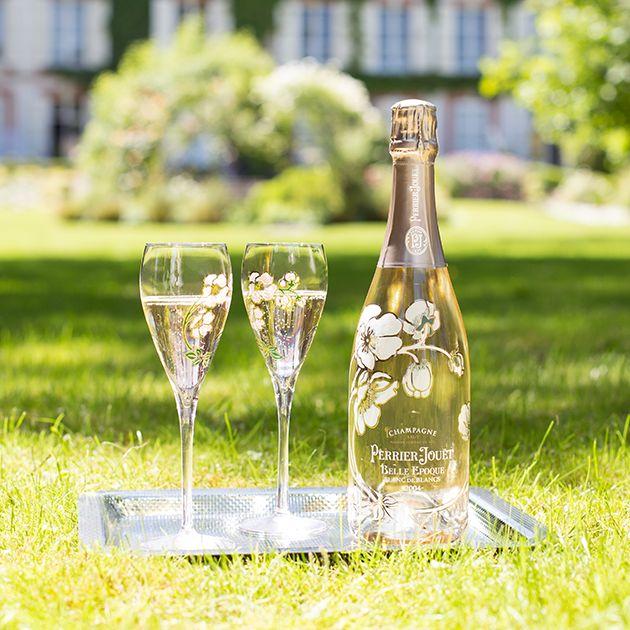 Perrier Jouet - champagne - belle époque blanc de blanc 2004