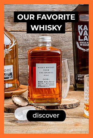 Distillerie Nikka Whisky - notre favoris