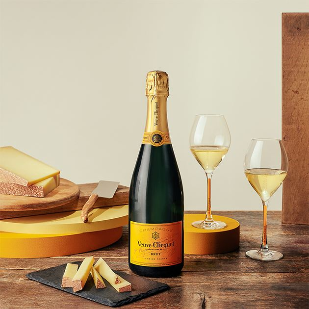 Veuve Clicquot - Fromages