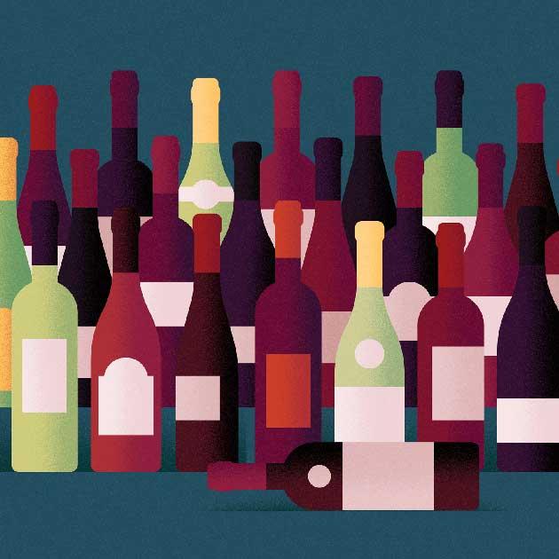 coups de coeur - la rentree des vins