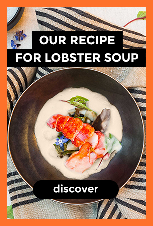 recette homard