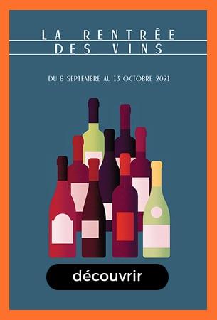 La rentrée des vins