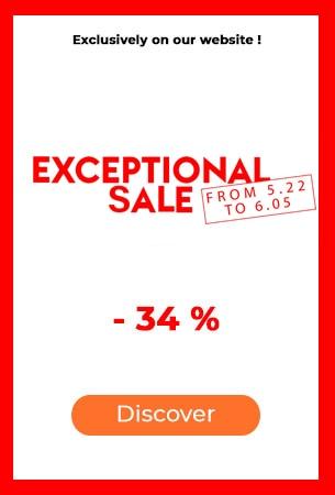 la vente exceptionnelle