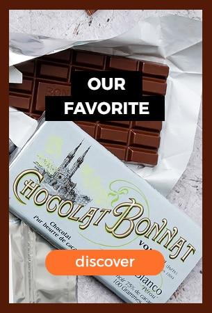 chocolats coup de coeur