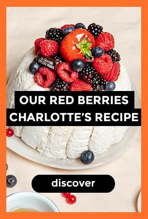 Recette Charlotte aux fuits rouges