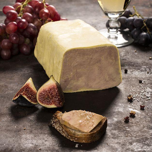 Dubernet foie gras tranche