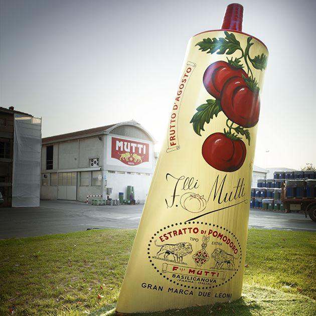Tomates - Mutti