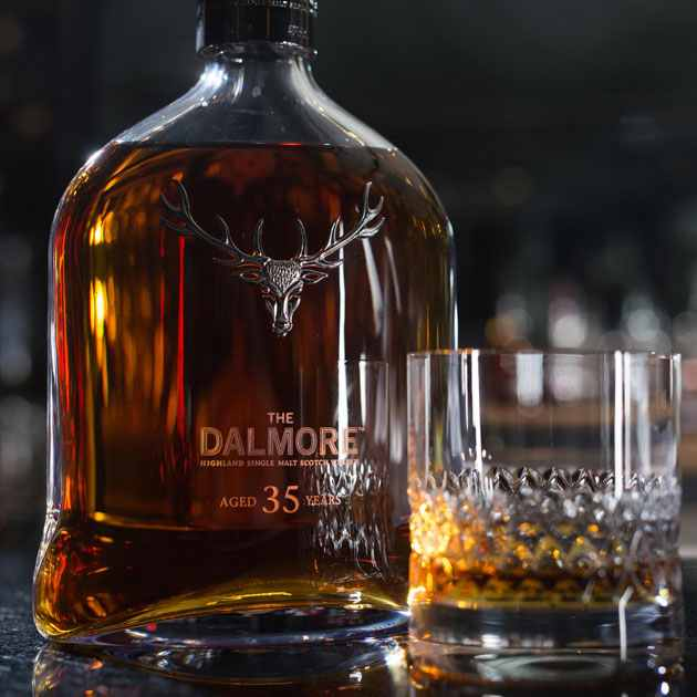 The Dalmore - Aged 35 years