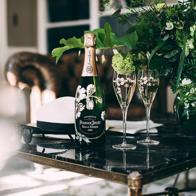 perrier jouet - champagne - belle époque  2008