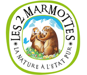 logo les 2 marmottes